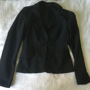 Express Women's Black Blazer
